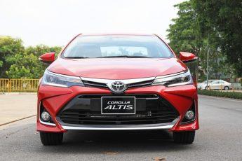 Toyota Corolla Altis 1.8 E