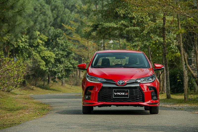 Toyota Vios RS 1