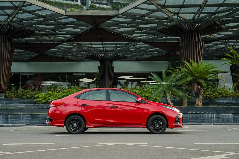 Toyota Vios RS 21