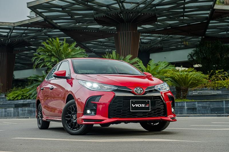 Toyota Vios RS 25