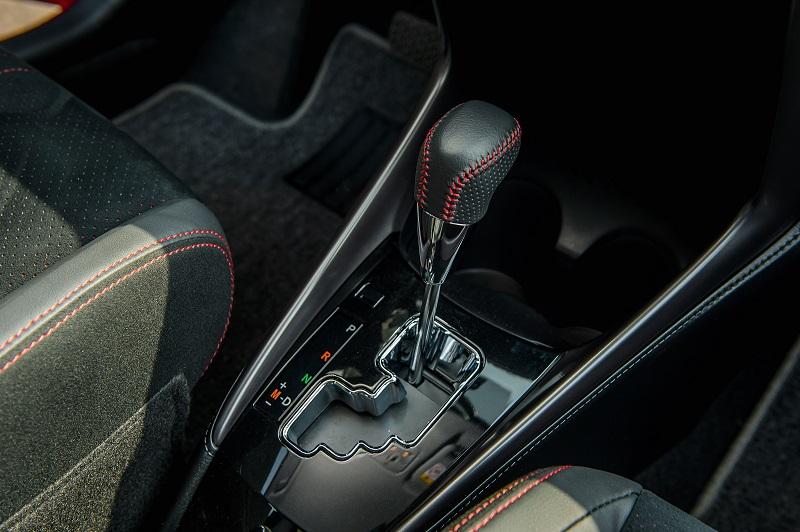 Toyota Vios RS noi that 10