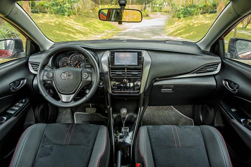 Toyota Vios RS noi that 14