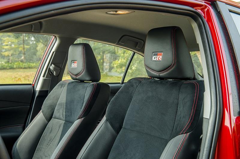 Toyota Vios RS noi that 6