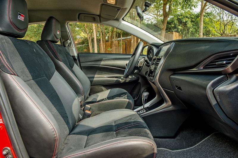 Toyota Vios RS noi that 7