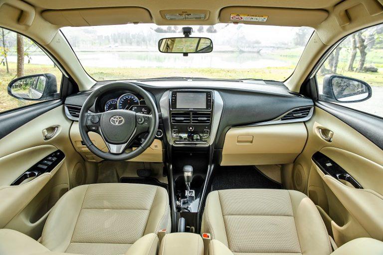 Toyota Vios White noi that 11