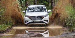 Đánh giá Toyota Rush 2021 Toyotahaiduong.info